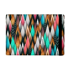Background Pattern Abstract Triangle iPad Mini 2 Flip Cases