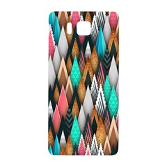 Background Pattern Abstract Triangle Samsung Galaxy Alpha Hardshell Back Case