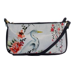 Background Scrapbook Paper Asian Shoulder Clutch Bags
