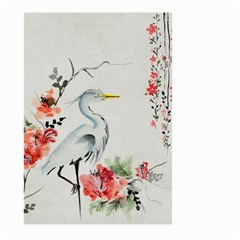 Background Scrapbook Paper Asian Large Garden Flag (Two Sides)
