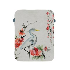 Background Scrapbook Paper Asian Apple iPad 2/3/4 Protective Soft Cases