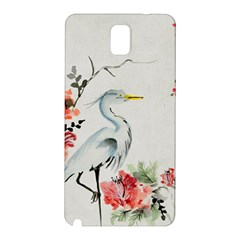 Background Scrapbook Paper Asian Samsung Galaxy Note 3 N9005 Hardshell Back Case