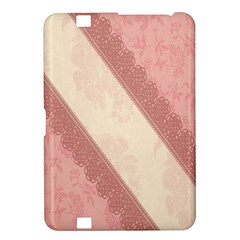 Background Pink Great Floral Design Kindle Fire HD 8.9