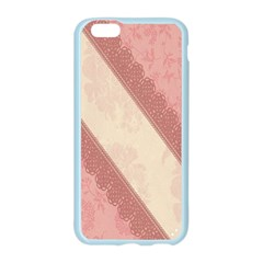 Background Pink Great Floral Design Apple Seamless iPhone 6/6S Case (Color)