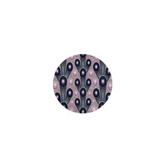 Background Abstract Pattern Grey 1  Mini Magnets