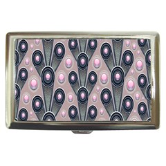 Background Abstract Pattern Grey Cigarette Money Cases
