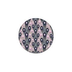 Background Abstract Pattern Grey Golf Ball Marker