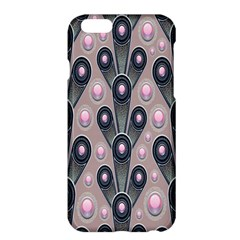 Background Abstract Pattern Grey Apple iPhone 6 Plus/6S Plus Hardshell Case