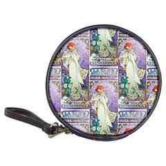 Alfons Mucha 1896 La Dame Aux Cam¨|lias Classic 20-CD Wallets
