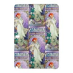 Alfons Mucha 1896 La Dame Aux Cam¨|lias Samsung Galaxy Tab Pro 12.2 Hardshell Case