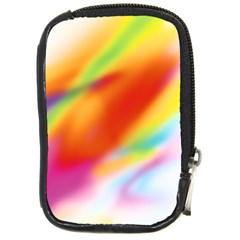 Blur Color Colorful Background Compact Camera Cases