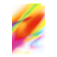 Blur Color Colorful Background Shower Curtain 48  x 72  (Small)