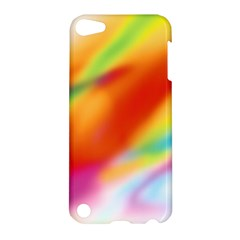 Blur Color Colorful Background Apple iPod Touch 5 Hardshell Case