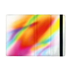 Blur Color Colorful Background Apple iPad Mini Flip Case