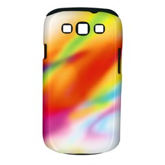 Blur Color Colorful Background Samsung Galaxy S III Classic Hardshell Case (PC+Silicone)