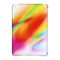Blur Color Colorful Background Apple iPad Mini Hardshell Case (Compatible with Smart Cover)
