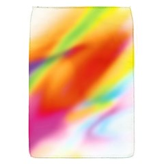 Blur Color Colorful Background Flap Covers (S)