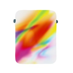 Blur Color Colorful Background Apple iPad 2/3/4 Protective Soft Cases