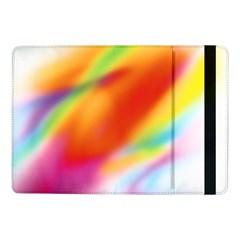 Blur Color Colorful Background Samsung Galaxy Tab Pro 10.1  Flip Case