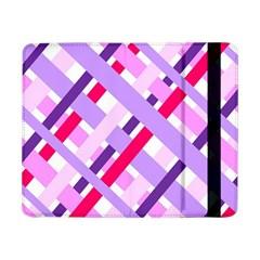 Diagonal Gingham Geometric Samsung Galaxy Tab Pro 8.4  Flip Case