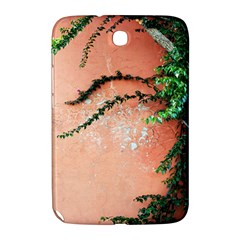 Background Stone Wall Pink Tree Samsung Galaxy Note 8.0 N5100 Hardshell Case