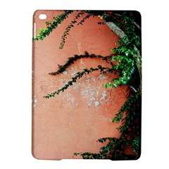 Background Stone Wall Pink Tree iPad Air 2 Hardshell Cases