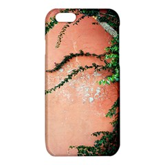 Background Stone Wall Pink Tree iPhone 6/6S TPU Case