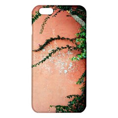 Background Stone Wall Pink Tree iPhone 6 Plus/6S Plus TPU Case