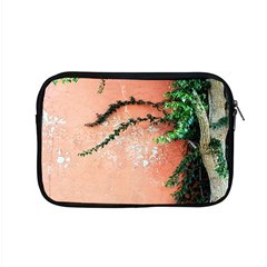 Background Stone Wall Pink Tree Apple MacBook Pro 15  Zipper Case