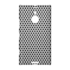 Diamond Black White Shape Abstract Nokia Lumia 1520