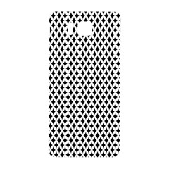 Diamond Black White Shape Abstract Samsung Galaxy Alpha Hardshell Back Case