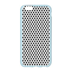 Diamond Black White Shape Abstract Apple Seamless iPhone 6/6S Case (Color)