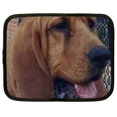 Bloodhound  Netbook Case (XXL)