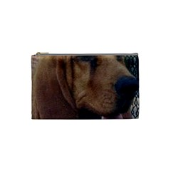 Bloodhound  Cosmetic Bag (Small)