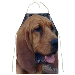 Bloodhound  Full Print Aprons