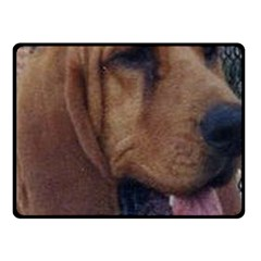 Bloodhound  Fleece Blanket (Small)