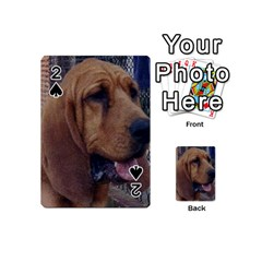 Bloodhound  Playing Cards 54 (Mini)