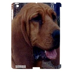 Bloodhound  Apple iPad 3/4 Hardshell Case (Compatible with Smart Cover)