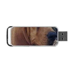 Bloodhound  Portable USB Flash (Two Sides)