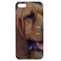 Bloodhound  Apple iPhone 5 Hardshell Case with Stand