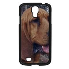 Bloodhound  Samsung Galaxy S4 I9500/ I9505 Case (Black)