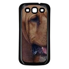 Bloodhound  Samsung Galaxy S3 Back Case (Black)
