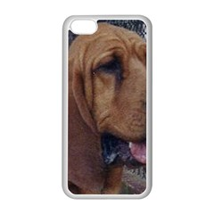 Bloodhound  Apple iPhone 5C Seamless Case (White)