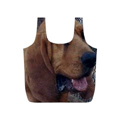 Bloodhound  Full Print Recycle Bags (S)