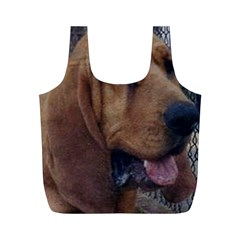 Bloodhound  Full Print Recycle Bags (M)
