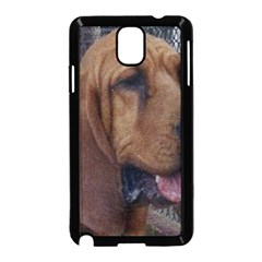 Bloodhound  Samsung Galaxy Note 3 Neo Hardshell Case (Black)