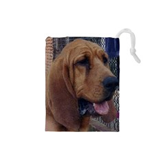 Bloodhound  Drawstring Pouches (Small)