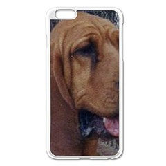 Bloodhound  Apple iPhone 6 Plus/6S Plus Enamel White Case