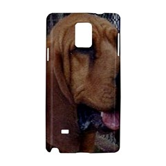 Bloodhound  Samsung Galaxy Note 4 Hardshell Case