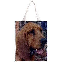Bloodhound  Classic Light Tote Bag
